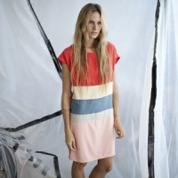 7 Chic Color Block Dresses for Summer ...