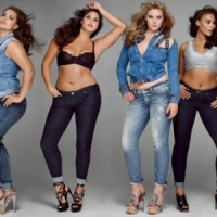 7 Gorgeous plus-Size Models ...