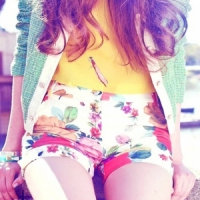 8 Colourful Patterned Shorts ...