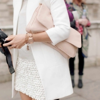 8 Ways to Work an All White Outfit ...