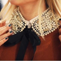 7 Stylish Statement Collars ...