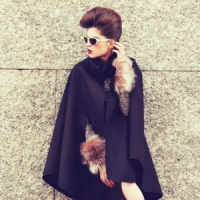 8 Chic Cape Coats to Keep You Warm ...