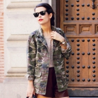 9 Ways to Wear Camouflage Clothes Right Now ...
