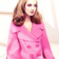 9 Prettiest Pink Coats of the Season ...