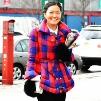 7 Ways to Wear Puffer Jackets Stylishly ...