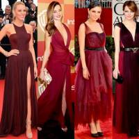 Ooh La La! Check out These Women in Marsala ...