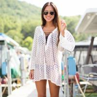 Hit the Beach with These Sexy 42 Swimsuit Cover Ups ...