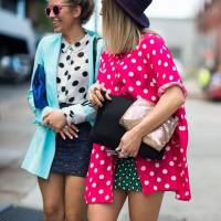 You're Never Too Old for Polka Dots!
