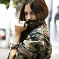 7 Ways to Wear the Military Trend This Fall ...