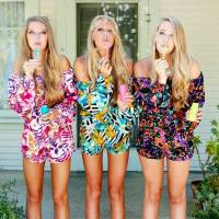 Get a Leg on Spring with These Fab Rompers ...