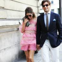 Love is ...Being Fashionable Together!