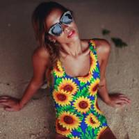 40 Floral One Piece Swimsuits to Make Your Summer Rock ...