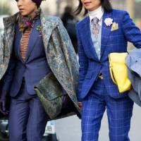 30 Girls Rocking the Menswear Trend!