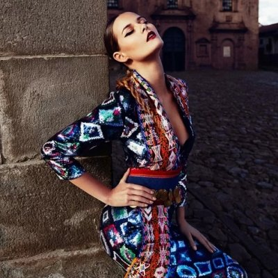 The Most Amazing Ways to Wear Aztec Prints This Season ...