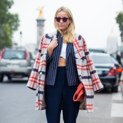 Mad for Plaid - 7 Coats to Keep Your Warm This Season ...