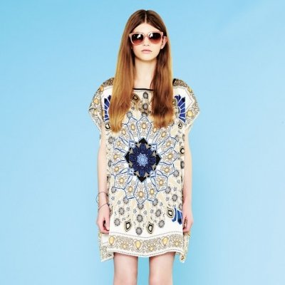 7 Easy-to-Wear Printed Tunic Dresses You'll Want to Slip into This Summer ...