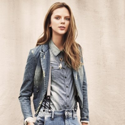 Fashion Face-off: Who Wore Denim-on-denim the Best? ...