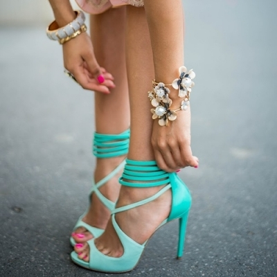 Summer High Heels to Fall for ...