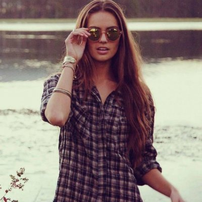 The Best Flannel Looks for Fall ...