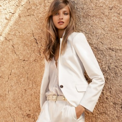 Trend Alert: White Suits Are All the Rage This Season ...