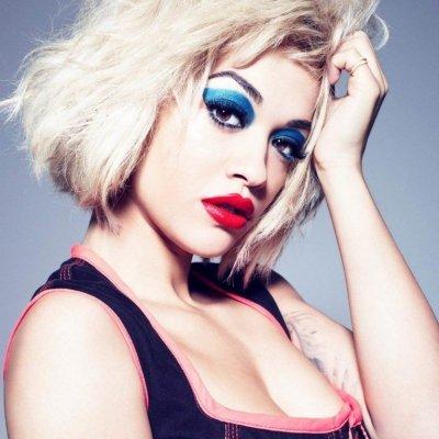 Love It or Hate It? Rita Ora's Risqué Denim Dress ...