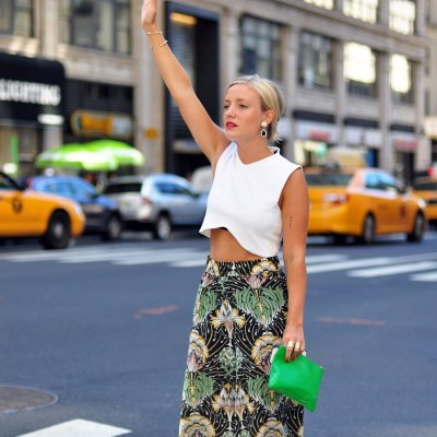 The Most Gorgeous New York Summer Street Style ...