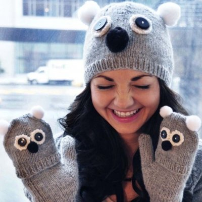 14 Lovely Hat and Mitten Sets to Keep You Warm ...