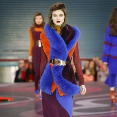 We Love These Looks from the London Fashion Week AW 2015 ...