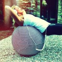 The Fun Firm-up: These 30 Gym Ball Exercises Will Get You Fit!