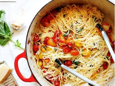 7 Ways to Make Healthy Pasta ...