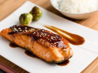 Quick And Easy Pecan-Crusted Dijon Salmon Recipe — Dishmaps