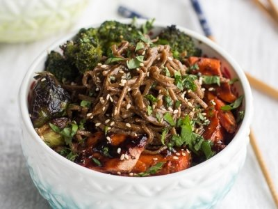 7 Healthier Options to White Pasta ...