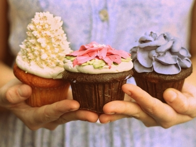 7 Appetizingly Beautiful & Deliciously Charming Ways to Ice a Cupcake ...
