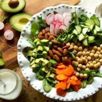 11 Ingredients You Need to Make a Crazy Tasty Vegetarian Salad ...