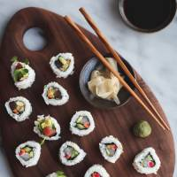 Counting Calories? Here Are the Types of Sushi You Should Be Eating ...