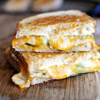 43 Delicious Twists on the Good Old Grilled Cheese Sandwich ...