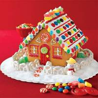 7 Awesome Foods for Decorating a Gingerbread House ...