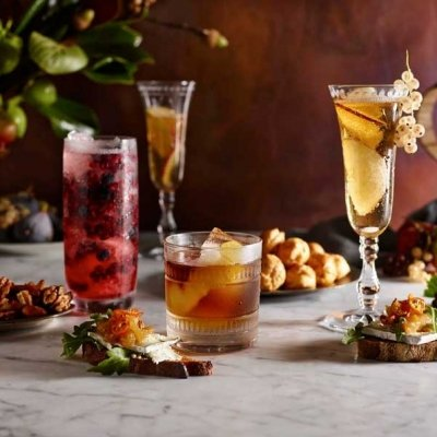 7 Thanksgiving Inspired Drinks You're Going to Drool over ...