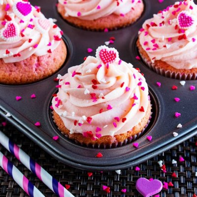 Ready, Set, Bake! 35 Valentine's Cupcake Recipes for Your Sweetie ...