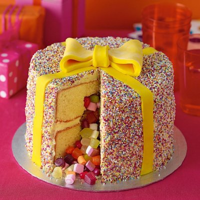 Oh Wow! Wait 'Til You See the Surprise inside These Cakes ...