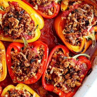 25 Stuffed Peppers You'll Want to Eat for Dinner Tonight ...