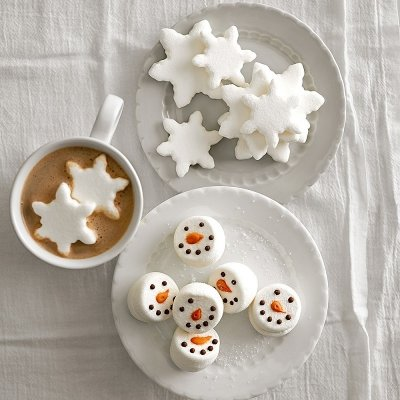 7 Intensely Adorable Snowman Snack Recipes ...