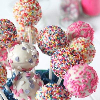27 Incredible Cake Pop Designs ...