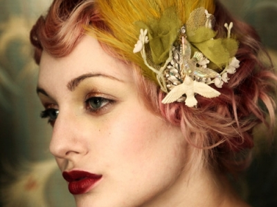9 Amazing Hairpieces to Wear to Parties ...