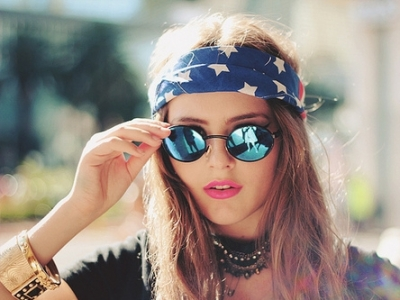7 Ways to Wear Headbands Now ...
