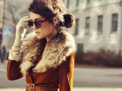 11 Hairstyle Ideas for Winter Cold ...