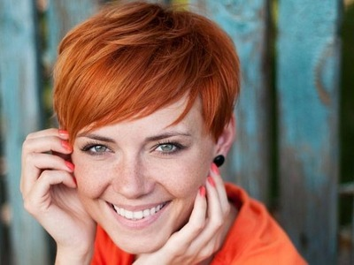 8 Simply Stunning Short Hairstyles ...