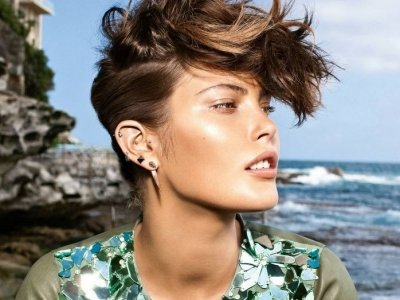 9 Ways to Rock Short Hair like a Fierce Diva ...