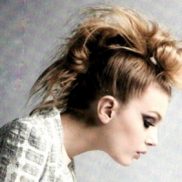 7 Fantastic Tutorials for a Perfectly Chic Faux Mohawk ...