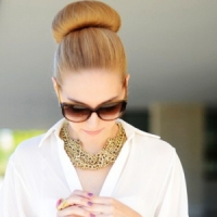 7 Tips for Creating the Perfect Sock Bun ...